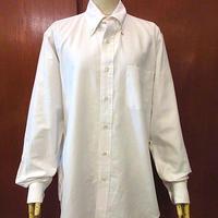 ビンテージ90's●Brooks Brothersコットンボタンダウンドレスシャツ白size 15 1/2-4●200621f5-m-lssh-drs古着ブルックスブラザーズ長袖