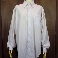 ビンテージ70's●Brooks Brothers ピンチェックボタンダウンドレスシャツ Size 15 1/2●200527n2-m-lssh-drs ブルックスワイシャツ長袖