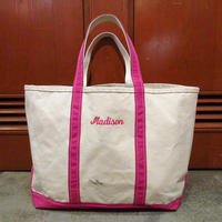 L.L.Bean キャンバストートバッグ LL●210610s7-bag-tt エルエルビーンアウトドアカバン