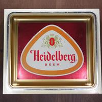 ビンテージ●Heidelbergビールサイン●210411n3-sign ハイデルベルクドイツ看板壁掛け雑貨店舗用ディスプレイ