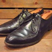 ビンテージ60's●KNAPP UチップシューズSize11A●210406n10-m-dshs-29cm 1960s革靴ドレスシューズメンズ黒