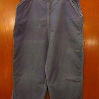 ビンテージ50's●Topsailレディースコットンランチパンツ紺W84cm●200620f9-w-pnt-ot-W33古着ボトムスUSAワイドパンツ