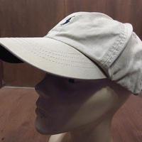 ビンテージ90's●Polo by Ralph Laurenロゴ刺繍6パネルコットンキャップベージュ●210419n6-m-cp-bb 1990sポロラルフローレン帽子