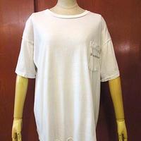 ビンテージ80's●BANANA REPUBLIC SAFARI&TRAVEL CLOTHING CoポケットTシャツ●200809s7-m-tsh-otバナリパバナナリパブリックアニマル