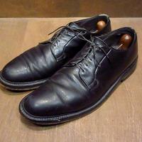 ビンテージ70's●プレーントゥシューズ黒 Size 11 AA/B●210313n1-m-dshs-29cm 革靴レザーシューズオックスフォード古靴