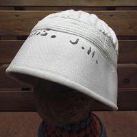 ビンテージ60's70's●U.S.NAVYステンシル入りセーラーハット●200707n1-m-ht-ot 1960s1970sミリタリー米軍実物USN海軍帽子