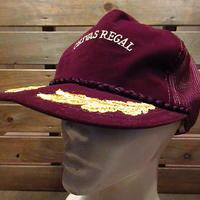 ビンテージ80's●YUPOONG CHIVAS REGALベロアスナップバックキャップ●200713n3-m-cp-bb 1980sシーバスリーガルウイスキー酒帽子野球帽