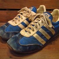 ビンテージ70's80's●JCPenneyライン入りスニーカー7 1/2●210615n13-w-snk-24cm 1970s1980sレディースレトロ靴