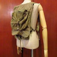 ビンテージ40's●U.S.ARMY M-1928ハーバーサック●201112s8-bag-bp WWⅡミリタリーバッグリュック歩兵部隊