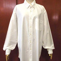 ビンテージ80's●Brooks Brothersコットンボタンダウンドレスシャツ白size16 1/2-4●200606f6-m-lssh-drs古着ブルックスブラザーズ長袖