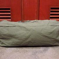 ビンテージ40's●ミリタリーHBTボストンバッグ●201224s7-bag-bstn USAヘリンボーンツイルカバンハンドバッグ