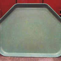 ビンテージ●Si LiteヘキサゴントレイB●210104s8-bxsキッチン食器雑貨インテリア六角形グラスファイバーUSAトレープラスチック