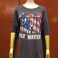 ビンテージ90's●BAD COMPANY HOLY WATER 1990年ワールドツアーTシャツ黒size XL●210302s3-m-tsh-bnバッド・カンパニーバンTロック