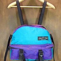 ビンテージ●Lone Peakナイロンサイクリングバッグ●200826n6-bag-ot 自転車用カバンサイドバッグアウトドア