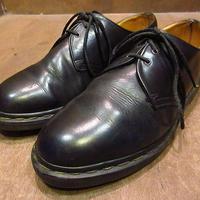 MADE IN ENGLAND●Dr.Martens 3ホールシューズ黒11●201103n2-m-dshs-285cm ドクターマーチン革靴ブラックメンズ