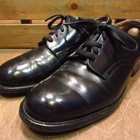 ビンテージ80's●U.S.NAVYサービスシューズ●200906n8-m-dshs-26cm 1980sミリタリー米軍実物USN海軍革靴
