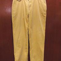 Polo by Ralph Lauren太畝コーデュロイスラックス黄size 34/32●210328f7-m-pnt-ot-W34ポロラルフローレンパンツUSA