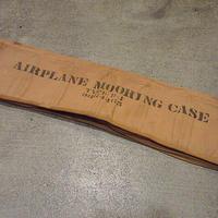 ビンテージ40's●USAF TYPE D-1 AIRPLANE MOORING CASE●210220f8-bag-otツールバッグWW2 U.S.AIR FORCEミリタリーバッグケース