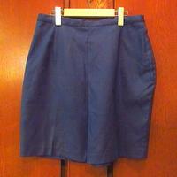 ビンテージ70's●DEADSTOCK White Stagレディースショーツ紺size 18●200705s8-m-sht-W30デッドストック古着女性用パンツショートパンツ