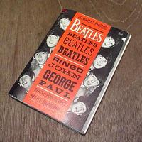 ビンテージ60's●THE BEATLESフォトブック●200625n7-otclct ビートルズ本雑誌写真1964年
