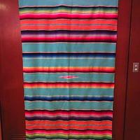 ビンテージ●メキシカンラグsize 212cm×123cm●200609s2-rugインテリア雑貨マット絨毯カーペットアウトドアキャンプ