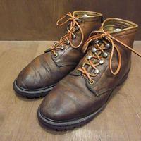 ビンテージ70's●REIトレッキングブーツ茶size 26cm●210402n1-m-bt-26cm古着メンズシューズレイアールイーアイアウトドア革靴レザー