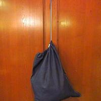 ビンテージ●デニムバラックバッグ●200713s9-bag-shdショルダーバッグカバン鞄かばんUSAコットン