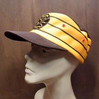 ビンテージ80's●DEADSTOCK MLB San Diego Padres Ray Kroc 生誕80年記念キャップ●210421n5-m-cp-bb 帽子メジャーマクドナルド古着