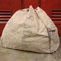 ビンテージ●U.S.MAIL ステンシル入りキャンバスメールバッグ●200612s7-bag-ot ダッフルバッグカバン雑貨