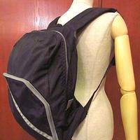 ビンテージ80's●SPORTSMEN PRODUCTSナイロンバックパック●200705s9-bag-bpスポーツ雑貨リュックサックカバン鞄USA