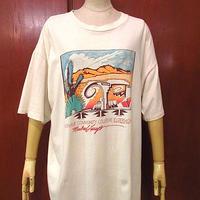 ビンテージ90's●MOHAVE COMMUNITY COLLEGE ELDERHOSTELコットンTシャツsize XL●200723f8-m-tsh-ot古着半袖シャツUSA製カレッジ