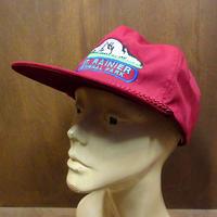 ビンテージ80's90's●MT.RAINIER NATIONAL PARK キャップ バーガンディ●210421n4-m-cp-bb 帽子レーニア山国立公園古着