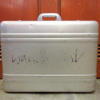 ビンテージ50's●HALLIBURTON アルミアタッシュケース●210525f1-bag-trk ゼロハリバートンスーツケーストランク