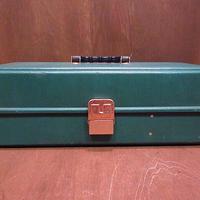 ビンテージ●UMCO MODEL 173Uタックルボックス●210204n8-bxsアムコフィッシングアウトドア釣り具入れケース雑貨