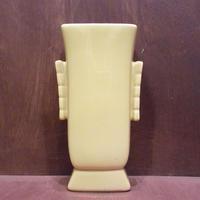 ビンテージ●RED WING セラミックフラワーベース●201128n6-otclct 雑貨花瓶インテリア小物陶磁器レトロ