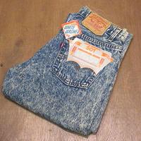 ビンテージ80's●DEADSTOCK Levi's 501ホワイトウォッシュW29 L32●210207n2-m-pnt-jns-w29 1980sデッドストックリーバイスデニムジーンズ