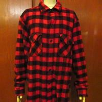 ビンテージ80's●Woolrichバッファローチェックウールシャツ赤×黒●200927f4-m-lssh-wl古着ウールリッチ長袖シャツメンズ