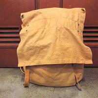 ビンテージ-60's●キャンバスバッグ●200606s2-bag-ot古着雑貨鞄カバンサドルバッグUSAアウトドア