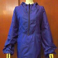 ビンテージ90's●Helly Hansenナイロンアノラックパーカ紫size M●200711s4-m-jk-nylヘリーハンセンアウトドアプルオーバージャケット