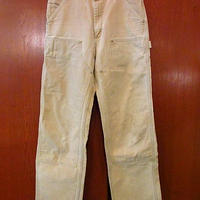 MADE IN U.S.A. Carhartt ダブルニーダックペインターパンツ W78cm●200626s8-m-pnt-wk USA製カーハートワークパンツ古着