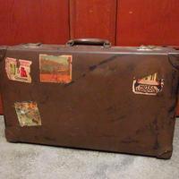 ビンテージ~50's●トランクケース●210615f1-bag-trk バッグスーツケースディスプレイアンティーク