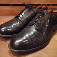 ビンテージ60's●U.S.NAVYサービスシューズ Size11R●210302n10-m-dshs-29cm 1960sミリタリー米軍実物USN革靴メンズ