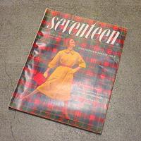 ビンテージ50's●seventeen JULY 1951 雑誌●210225s8-otclct セブンティーンスタイルブック資料古本洋書レトロ