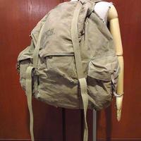 ビンテージ40's●U.S.ARMY山岳部隊ステンシル入りフレームパック●210504s1-bag-bpバックパックミリタリーWW2米軍実物USAカバン