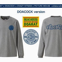 BEACHEERS x DOARAT x PICTURE MOUSE Collaboration LongTee