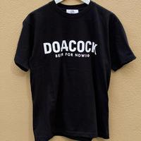 "DOACOCK × DOARAT ""DOACOCK 15th Tee"" BLK×WHT"
