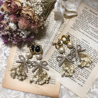 pearl gyp mini bouquet