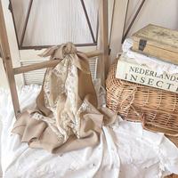 lace antique mellow scarf