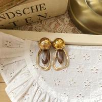 gold antique wood pierce