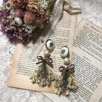 antique m bouquet pierce